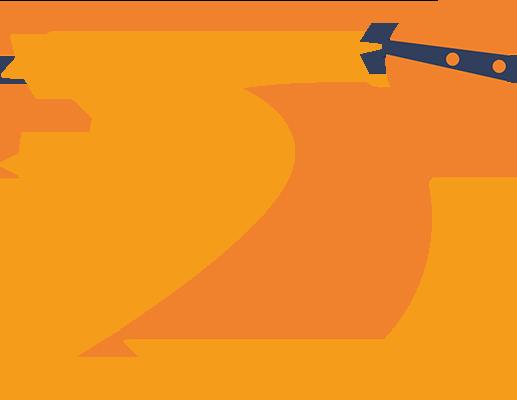 Het Kinepolaris logo